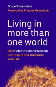 Living in More Than One World Book Cover